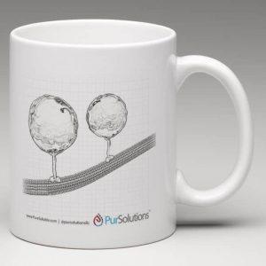 Team Kinesin Coffee Mug back
