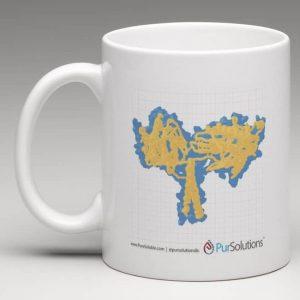 Team Kinesin Coffee Mug Front