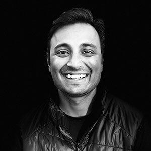 Prash - Co-Founder